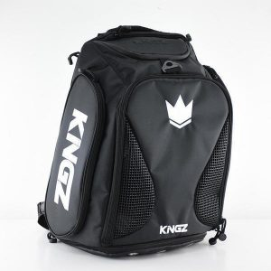 Kingz Convertible Training Bag 2.0 black/white