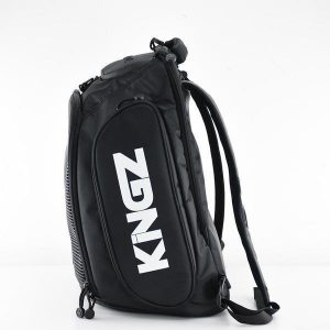 kingz training bag 2.0 svart vit 2