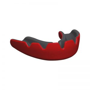 Lo Bloo Mouthguard Slick red