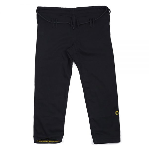 Manto BJJ Pants Basic black