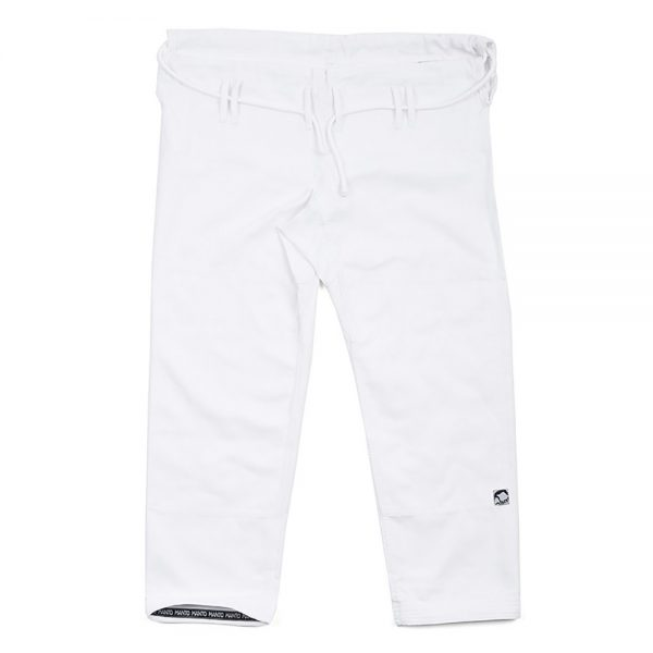 Manto BJJ Pants Basic white