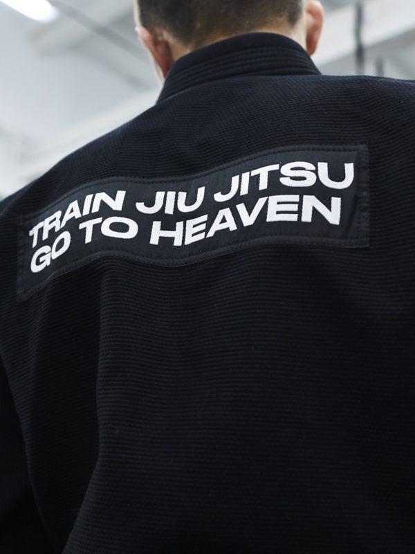 Manto BJJ Gi Heaven black 3