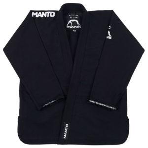 Manto BJJ Gi Heaven black 1