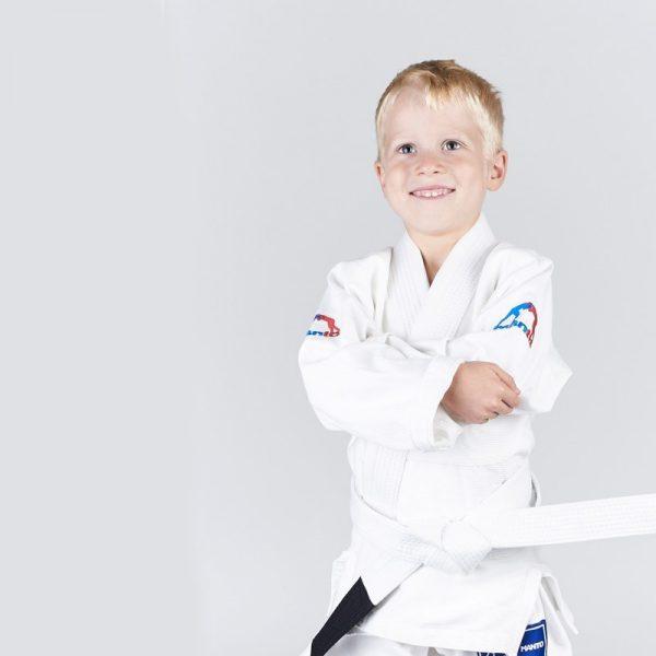 Manto BJJ Gi Junior white incl. white belt