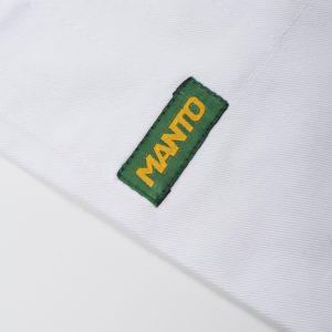 Manto BJJ Gi Kids Basic white 4