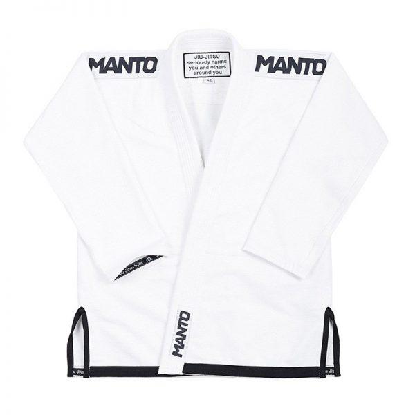 Manto BJJ Gi Kills white