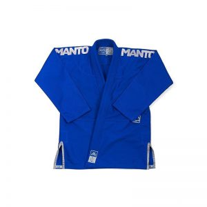 Manto BJJ Gi X3 blue