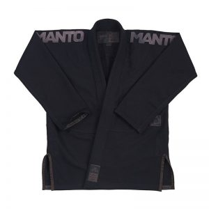 Manto BJJ Gi X3 black/grey