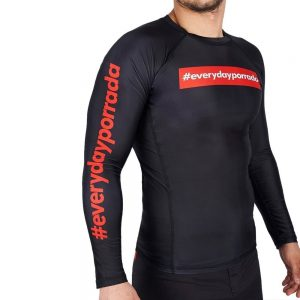 Manto x Everyday Porrada Rashguard Long Sleeve