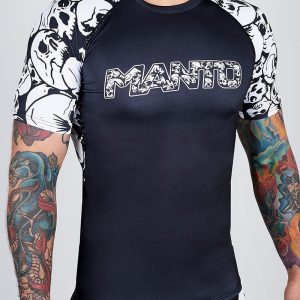 Manto Rashguard Skulls