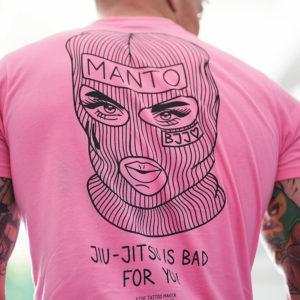 Manto x KTOF T shirt Balaclava 5