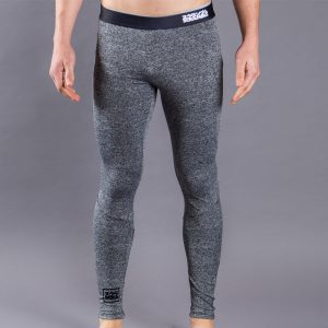 Scramble Grappling Spats All Grey