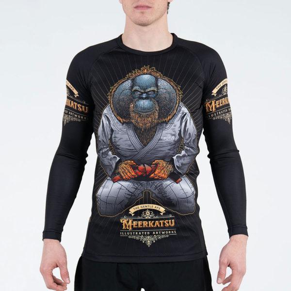 Meerkatsu Rashguard Gentle Ape 2