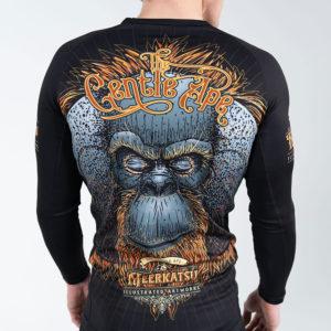 Meerkatsu Rashguard Gentle Ape 4