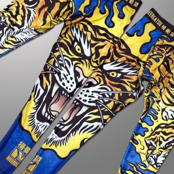 meerkatsu spats fire tiger 2