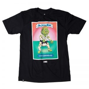newaza t shirt gary gross gi 1