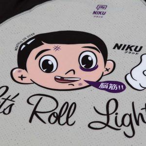 niku rashguard roll light 3