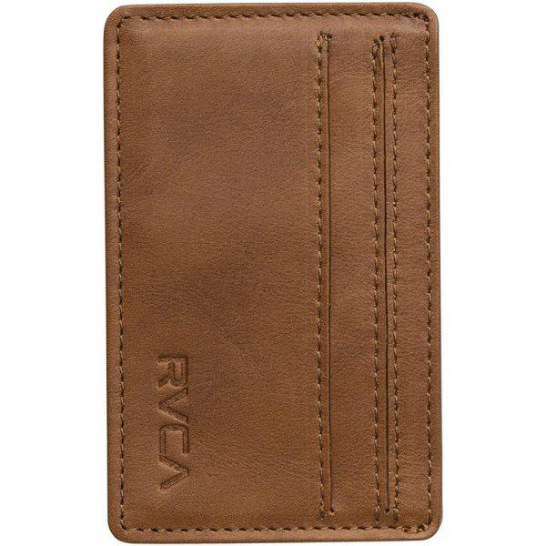 rvca card wallet