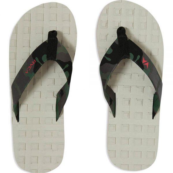 RVCA Flip Flops Astrodeck