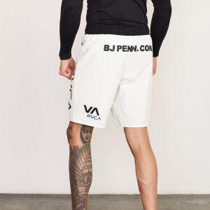 rvca shorts bj penn legend 5