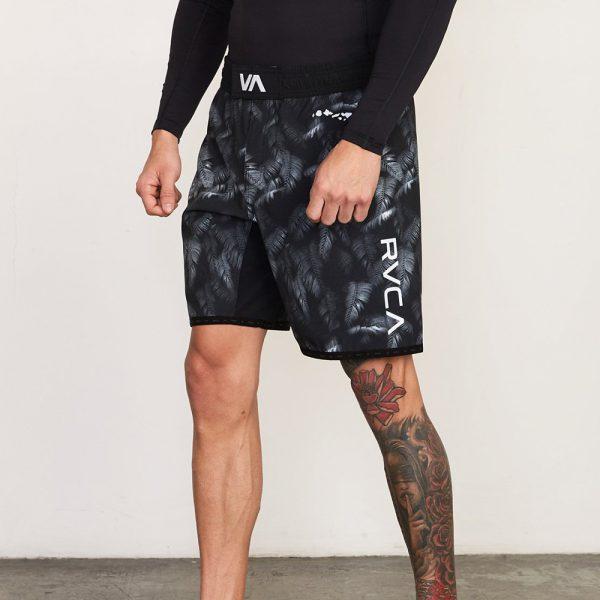 rvca shorts bj penn scrapper 4