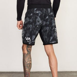 rvca shorts bj penn scrapper 5