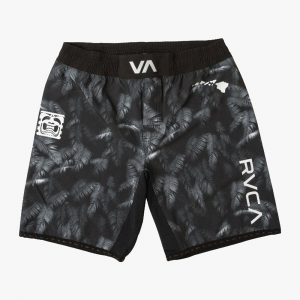 rvca shorts bj penn scrapper 8