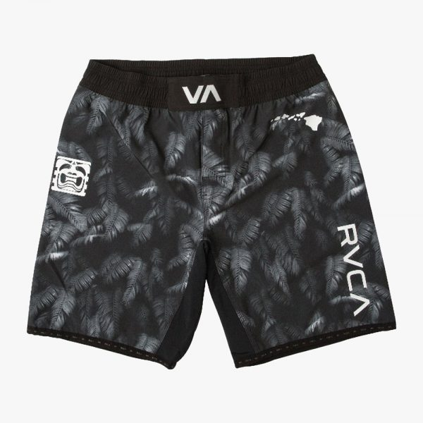 rvca shorts bj penn scrapper 8