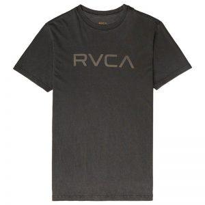 RVCA T-shirt Big Logo dark grey