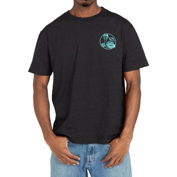 RVCA T shirt Cobra University 1