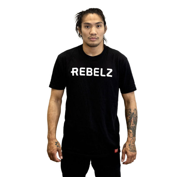 Rebelz T shirt Logo