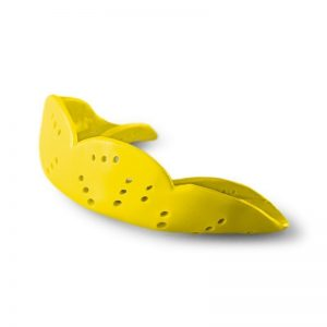 SISU Mouthguard Aero Junior yellow