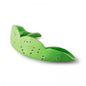 SISU Mouthguard Aero Junior spring green