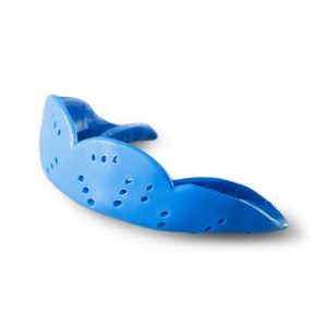 SISU Mouthguard Aero Junior electric blue