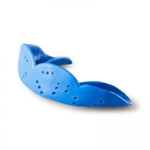 SISU Mouthguard Aero Junior electric blue