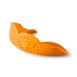 SISU Mouthguard Aero Junior orange