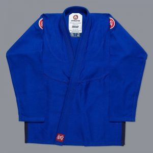 Scramble BJJ Gi Ladies Athlete 4 blue 375