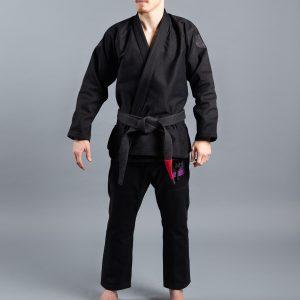 Scramble BJJ Gi Athlete 4 black 550