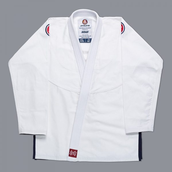 Scramble BJJ Gi Ladies Athlete 4 white 375