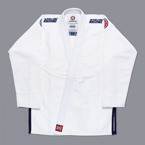 Scramble BJJ Gi Ladies Athlete 4 white 450
