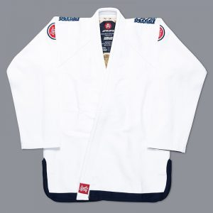 Scramble BJJ Gi Ladies Athlete 4 white 550