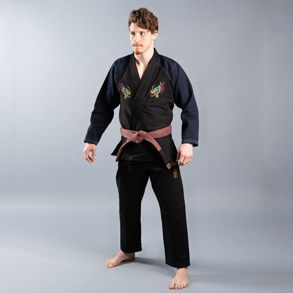 scramble bjj gi sukajan dragon 3
