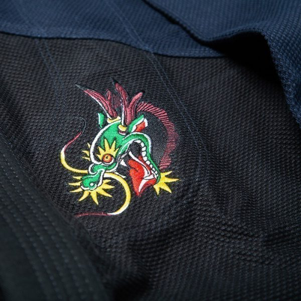 scramble bjj gi sukajan dragon 5