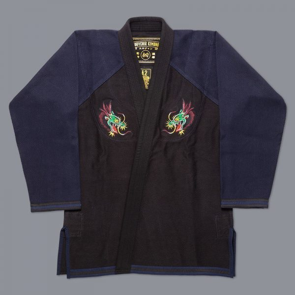 scramble bjj gi sukajan dragon 7