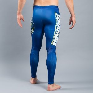scramble grappling spats roundel 4