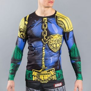 Scramble x Judge Dredd Rashguard