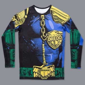 scramble judge dredd rashguard 2