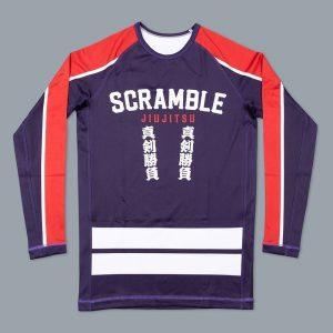 scramble rashguard buke hikeshi 1