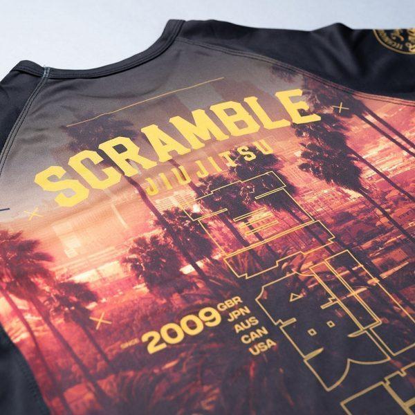 scramble rashguard cali 4