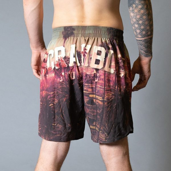 scramble shorts cali 2